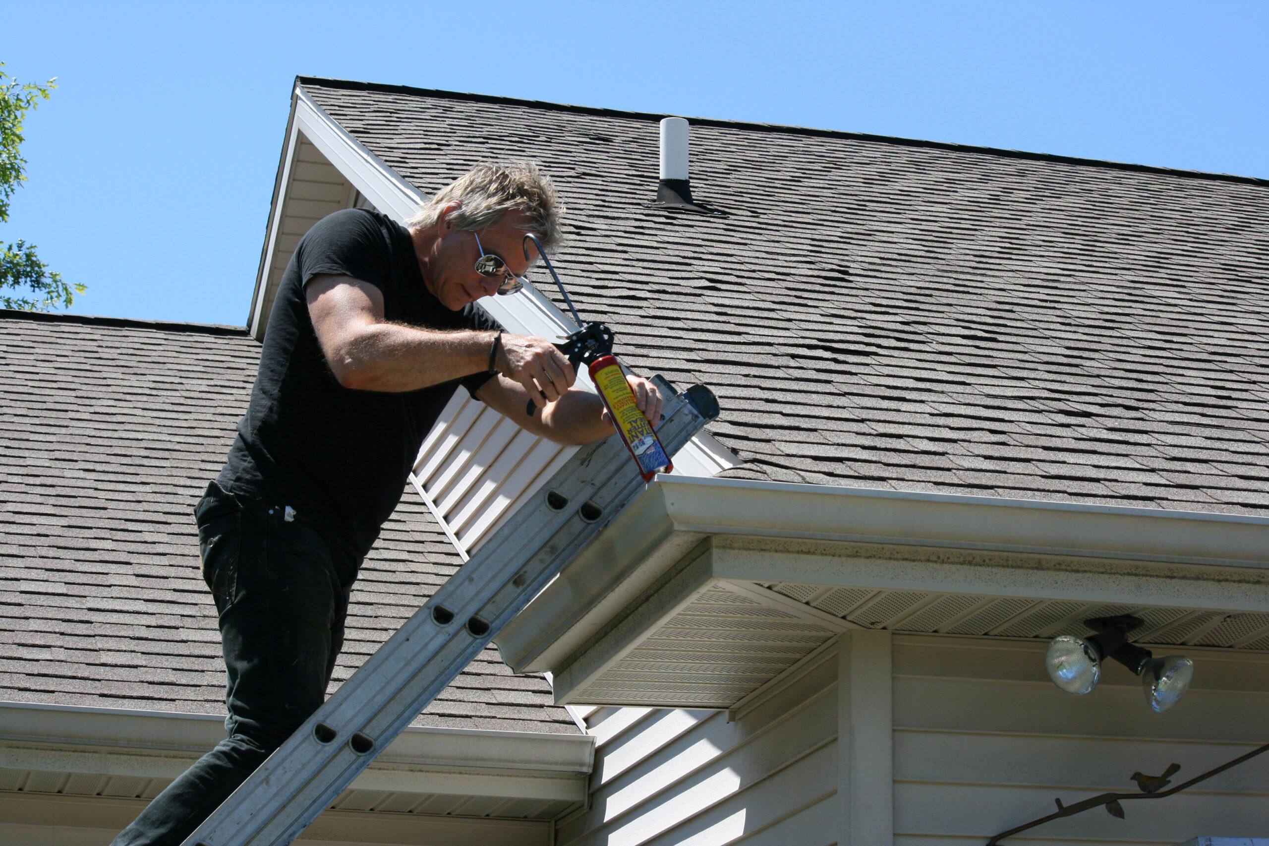 Gutter Repair Easy Step by Step DIY Guide