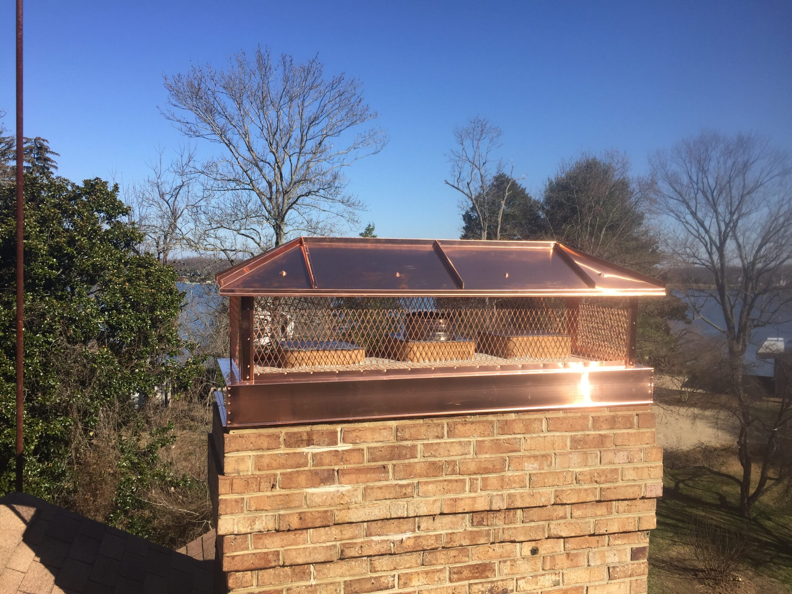 Protect Your Chimney From Weather Damage With A New Chimney Cap